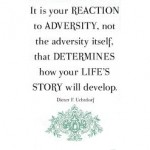 Reacting to Adversity