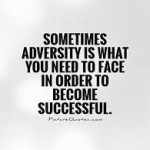Facing Adversity